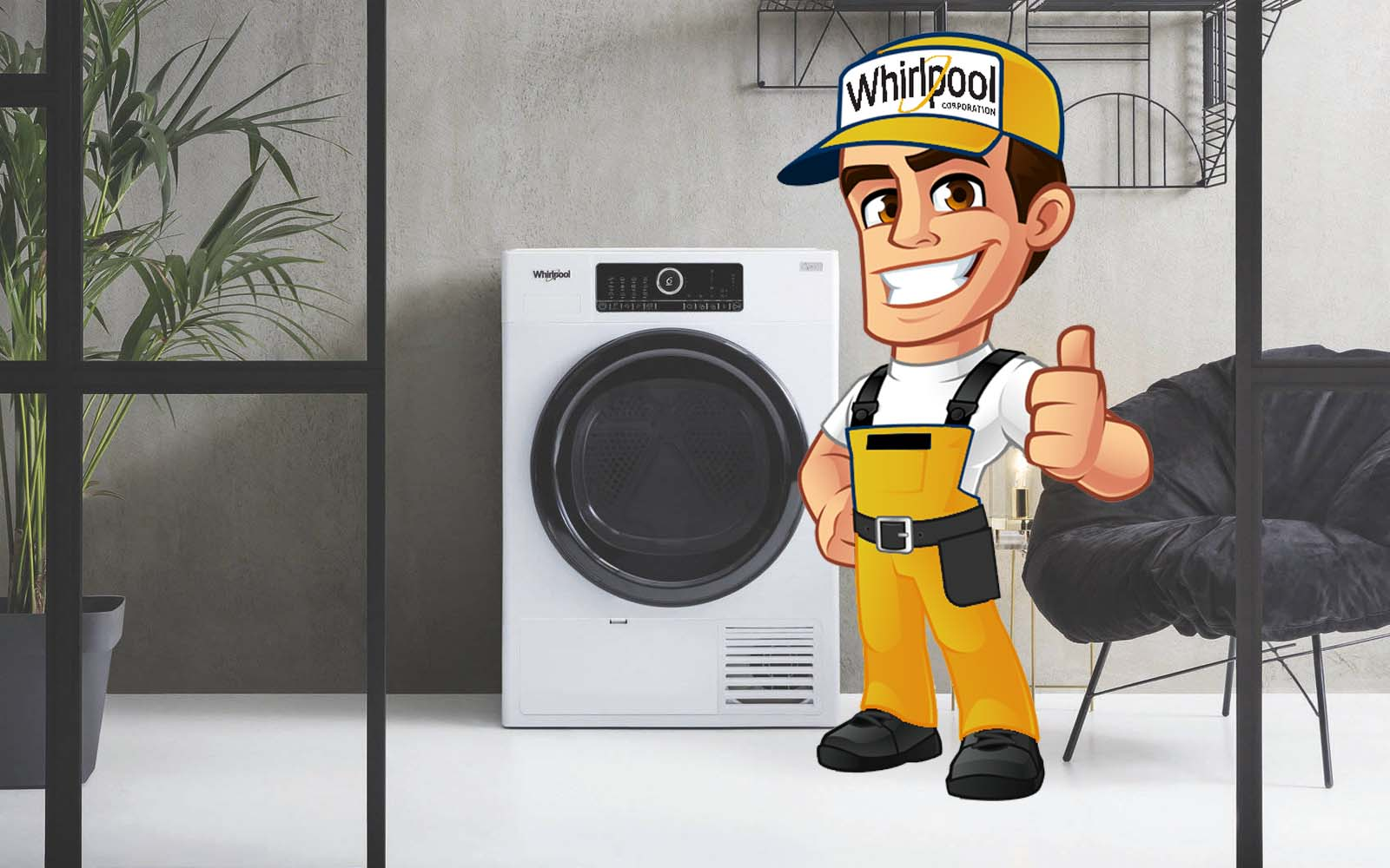 assistenza asciugatrici whirlpool bergamo brescia